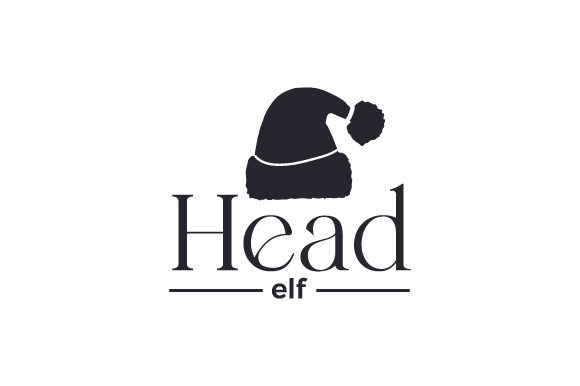Head Elf Cut File Download