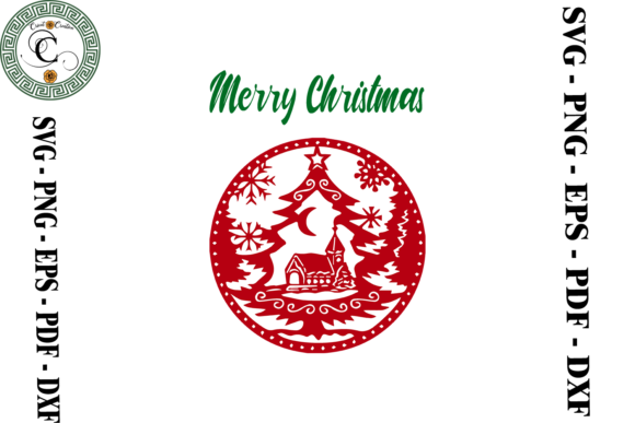 Print on Demand: Christmas Gnome Vector Clipart Graphic Print Templates By Cricut Creation