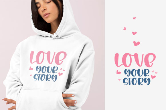 Love You Forever Font Preview