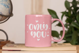 Print on Demand: Love You Forever Script & Handwritten Font By BitongType 9