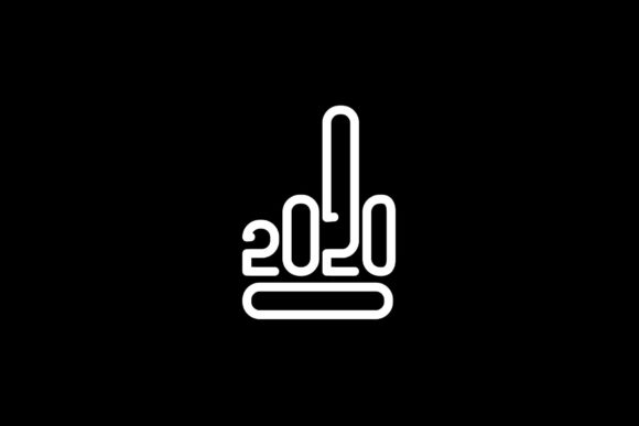 2020 Middle Finger Illustration Graphic Logos By artpray