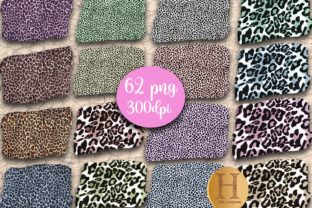 Print on Demand: 62 Animal Skin Sublimation Background Graphic Backgrounds By Heba Morsy