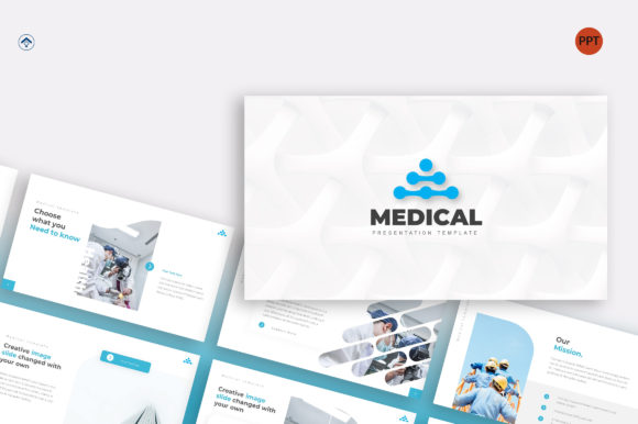 Medical - Powerpoint Template Graphic Presentation Templates By risegraph