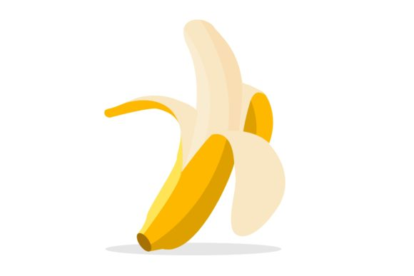 Banana Fruit Illustration Vector Graphic Illustrations By harunikaart