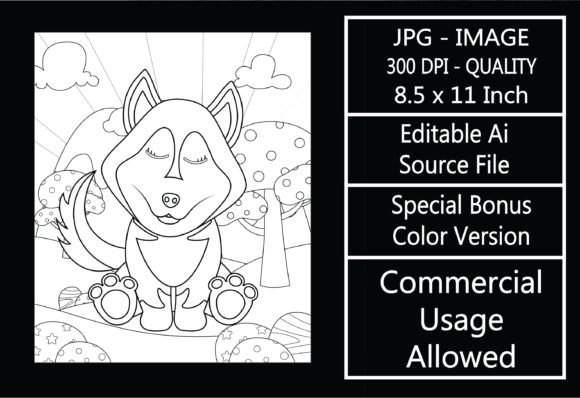 Print on Demand: Coloring Page for Kids - Christmas - 19 Graphic KDP Interiors By design-world