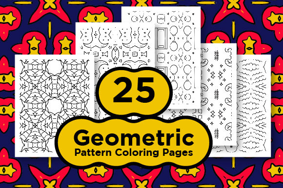 Print on Demand: KDP Bundle - Pattern Set Graphic Coloring Pages & Books Adults By Riduwan Molla