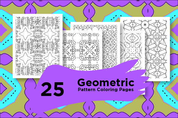 Print on Demand: KDP Interiors - Pattern Design Graphic Coloring Pages & Books Adults By Riduwan Molla