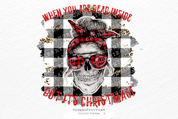 Mom Life Skull Sublimation Design Graphic Crafts By Chonnieartwork