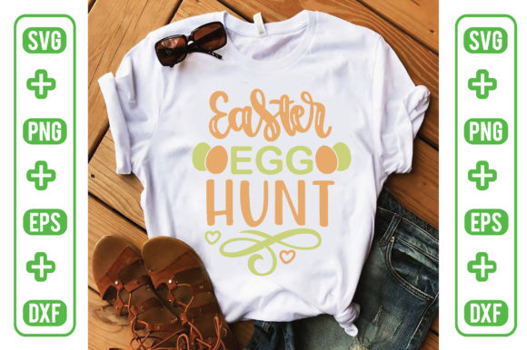 Easter Egg Hunt Graphic Crafts By craftstore