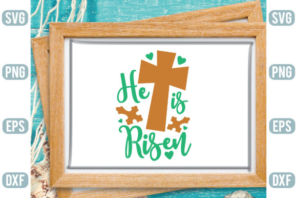 He is Risen Y'all Graphic Crafts By Printable Store