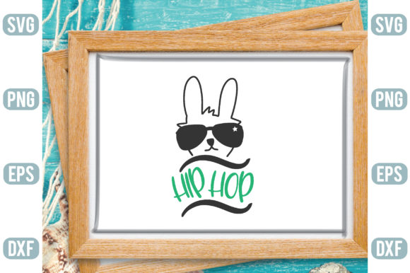Hip Hop Graphic Crafts By Printable Store