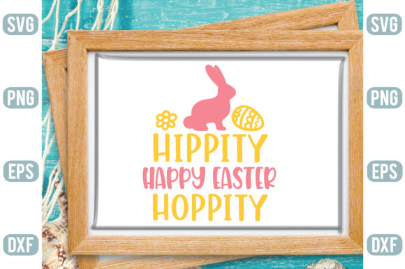 Hippity Hoppity Happy Graphic Crafts By Printable Store