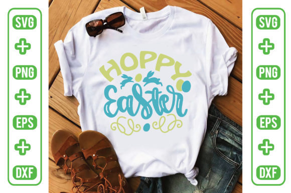 Hoppy Easter Graphic Crafts By craftstore