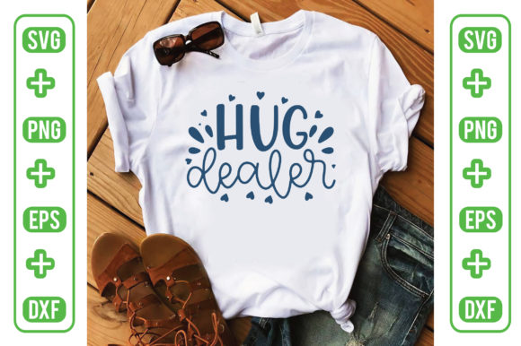 Hug Dealer Graphic Crafts By Printable Store