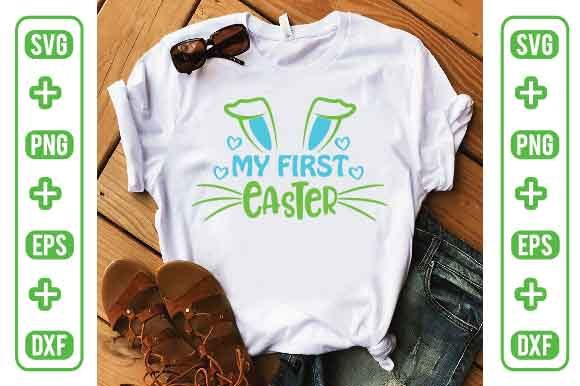 My First Easter Graphic Crafts By Printable Store