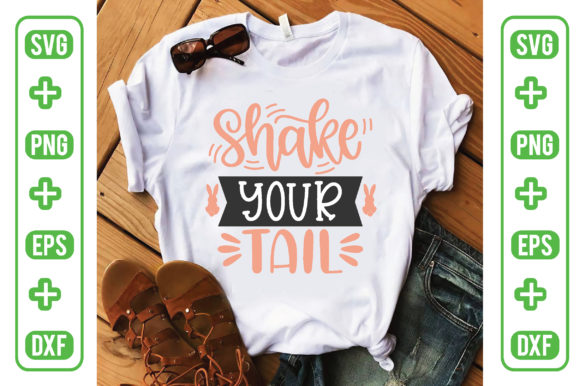 Shake Your Tail Graphic Crafts By craftstore