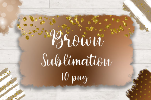Sublimation Brown Background Graphic Backgrounds By PinkPearly