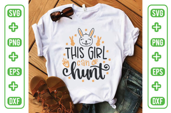 This Girl Can Hunt Graphic Crafts By craftstore