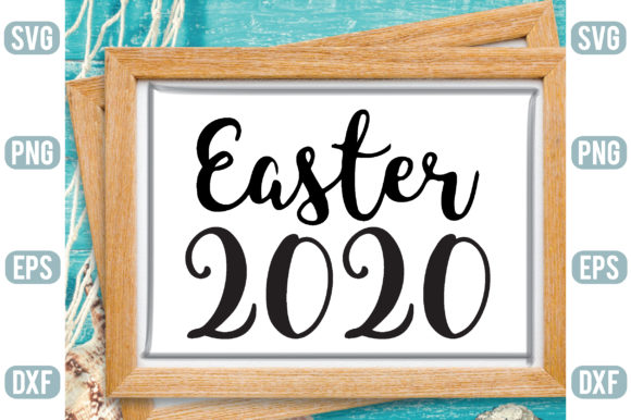 Easter 2020 Graphic Crafts By Printable Store