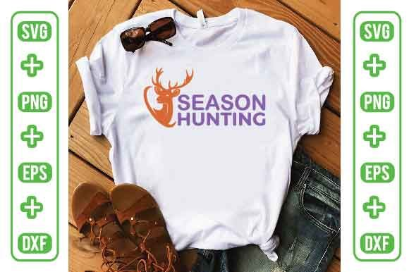 Hunting Season Graphic Graphic Templates By Printable Store