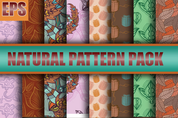 New Pattern Design Natural 2020 Graphic Patterns By ahmaddesign99