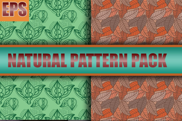 New Pattern Design Natural 2020 Graphic Preview