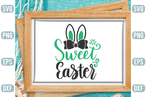 Sweet Easter Graphic Crafts By Printable Store