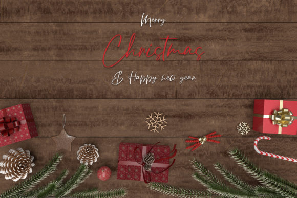 Christmas Mockup,Designers Stationery Graphic Product Mockups By Avadesing