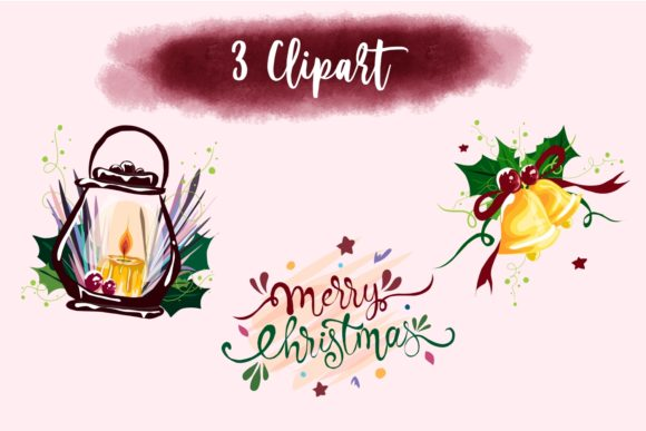 Delightful Christmas Graphic Preview