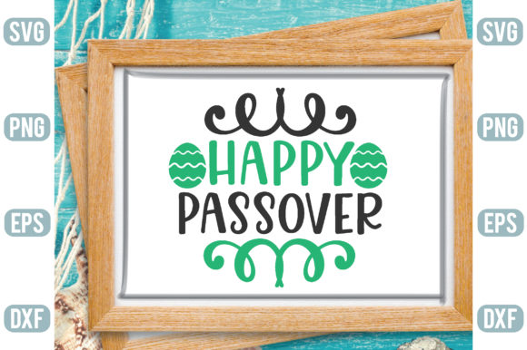 Happy Passover Graphic Crafts By Printable Store