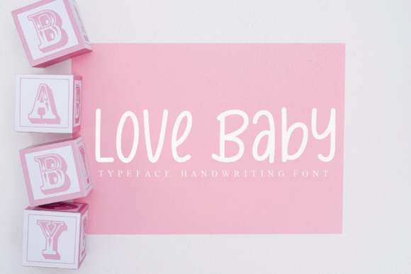 Home & Work Font Preview