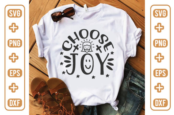 Choose Joy Graphic Crafts By craftstore