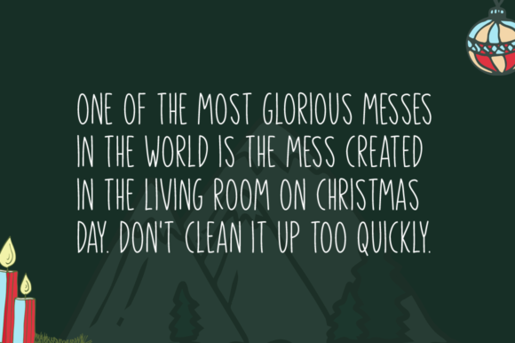 Christmas Eve Font Download