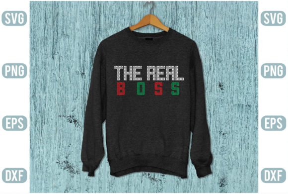 The Real Boss Graphic Graphic Templates By Printable Store