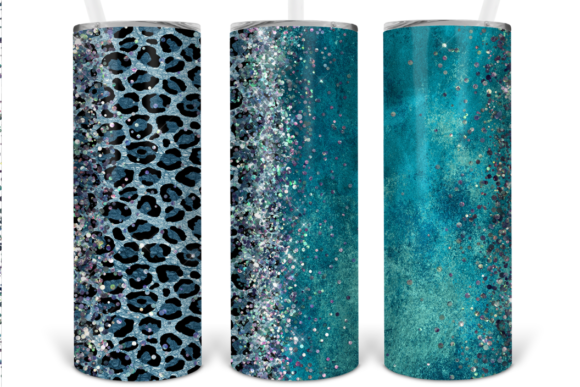 Print on Demand: 20oz Skinny Tumbler Sublimation Design Graphic Print Templates By Susan Alajoki