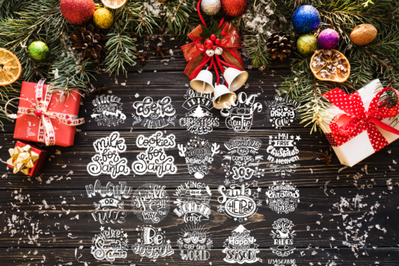 Christmas Bundle Graphic Crafts By SVG Story