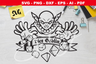 Print on Demand: Dice Goblin - RPG Graphic Crafts By Novart