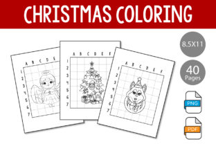 Print on Demand: How to Draw for Christmas Theme Graphic KDP Interiors By IsaraDesign