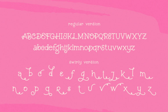Malory and Mike Font Image
