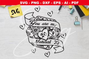 Print on Demand: You Are My Natural 20 - RPG Lover Gift Gráfico Crafts Por Novart