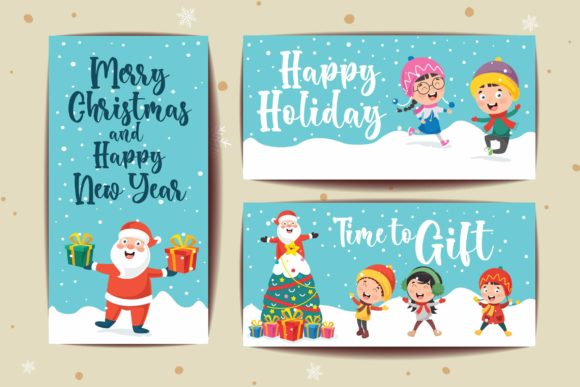Bunny Christmas Font Preview