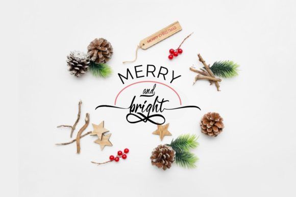 Magic of Christmas Font Download
