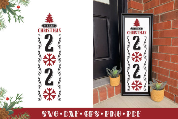 Merry Christmas 2020, Christmas SVG Graphic WordPress By CraftlabSVG