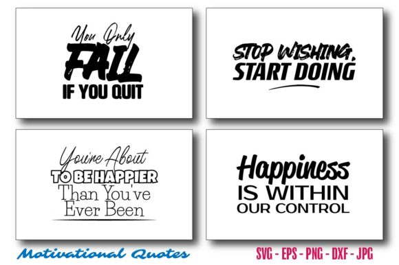 Quotes of Motivational & Inspirational. Graphic Crafts By Saudagar