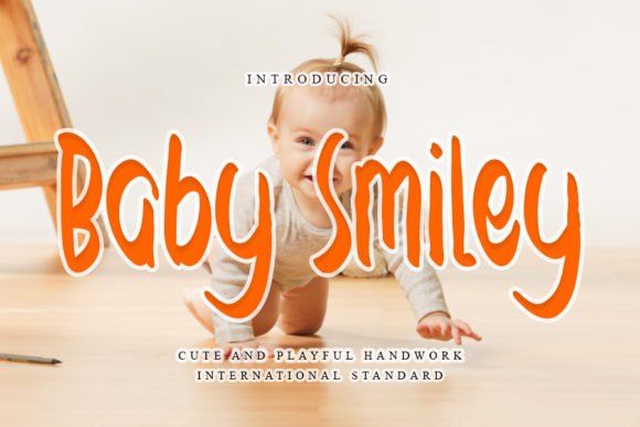Baby Smiley Font
