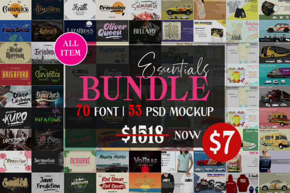 Essential Bundle  von Gumacreative