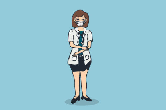 Medical Character Graphic Download
