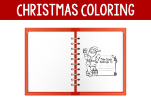 Christmas Coloring Pages for Toddler - 2