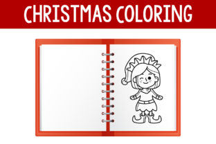 Christmas Coloring Pages for Toddler - 3