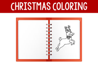 Christmas Coloring Pages for Toddler - 4
